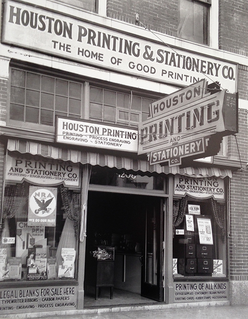 The Printing Museum Houston TX