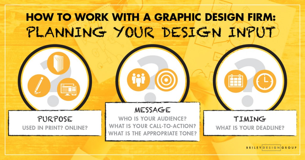 How to Work with a Graphic Design Firm