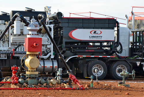 Working At Liberty Oilfield Services - Zippia